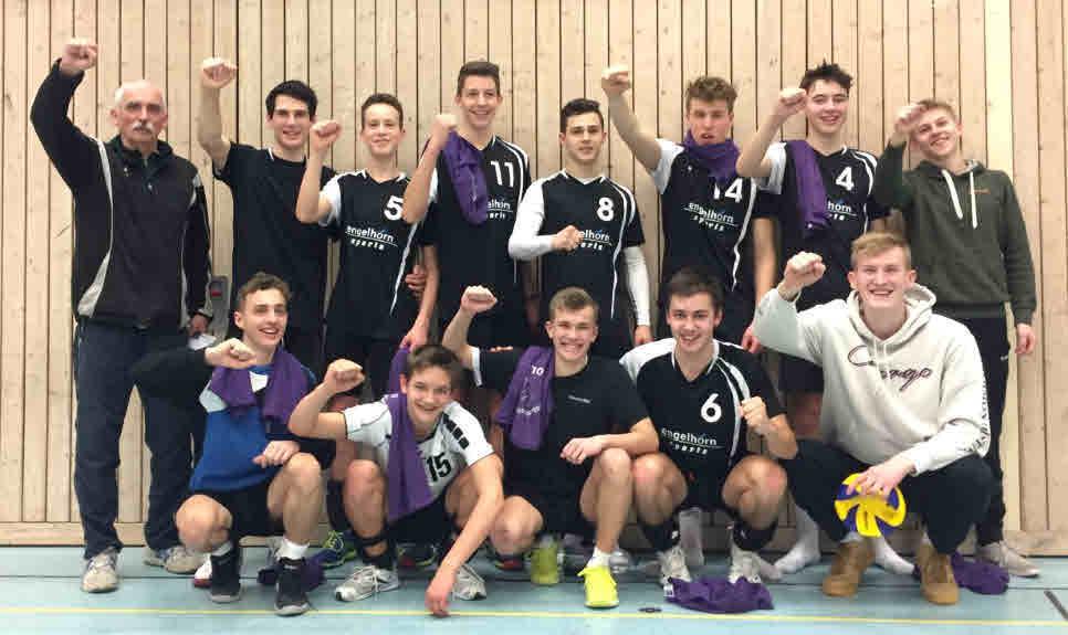 B-Jugend männlich 2018/2019